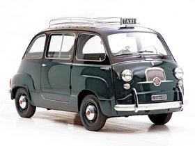 Ver foto 1 de Fiat 600 Multipla Taxi 1956
