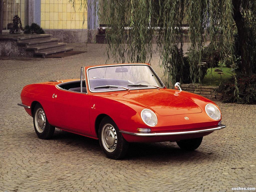 Foto 0 de Fiat 850 Spider 1965