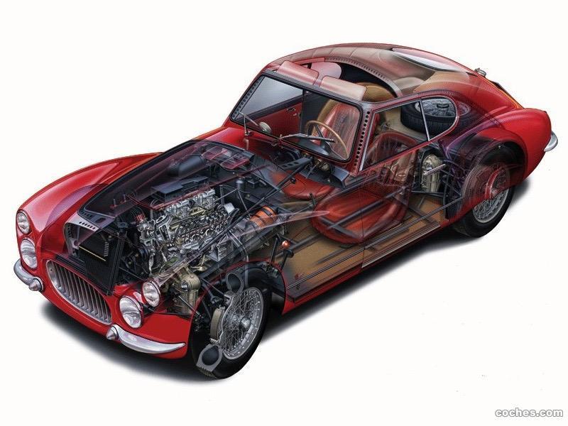 Foto 1 de Fiat 8V 1953