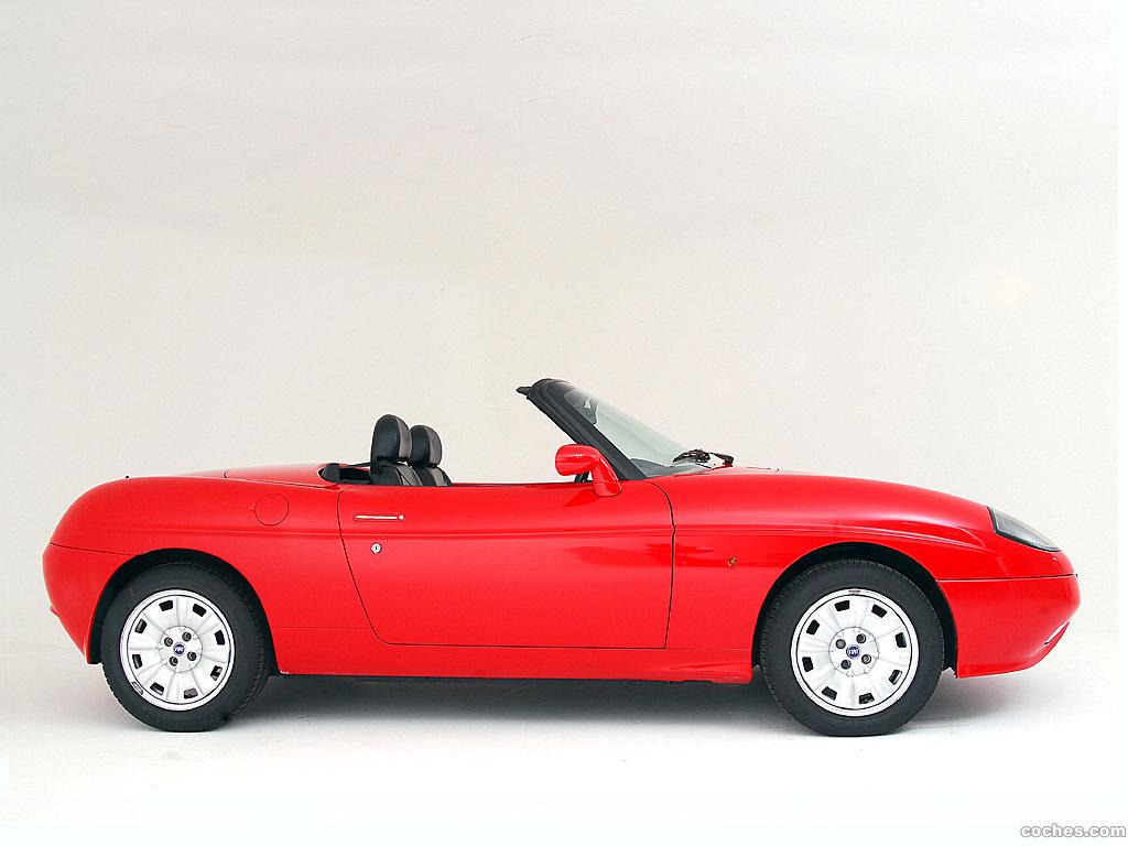 Fiat Barchetta (1995-2002)