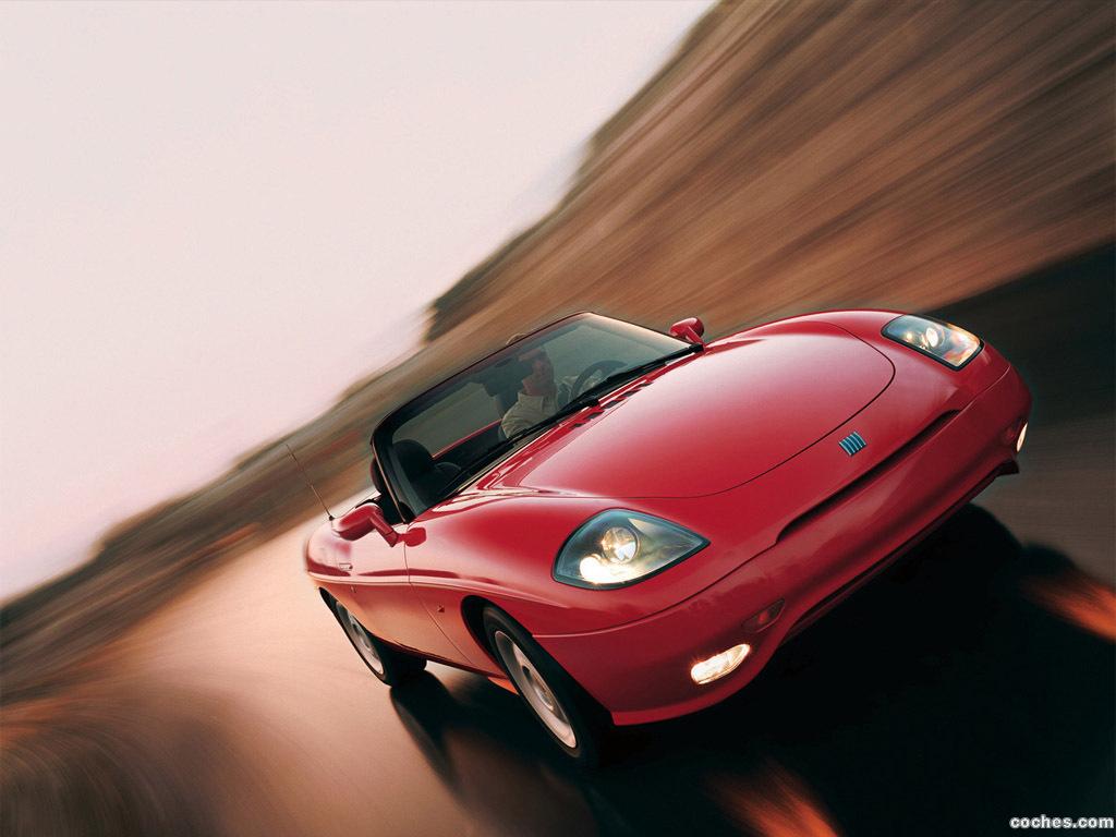 Foto 0 de Fiat Barchetta 1995