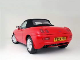 Ver foto 3 de Fiat Barchetta 1995