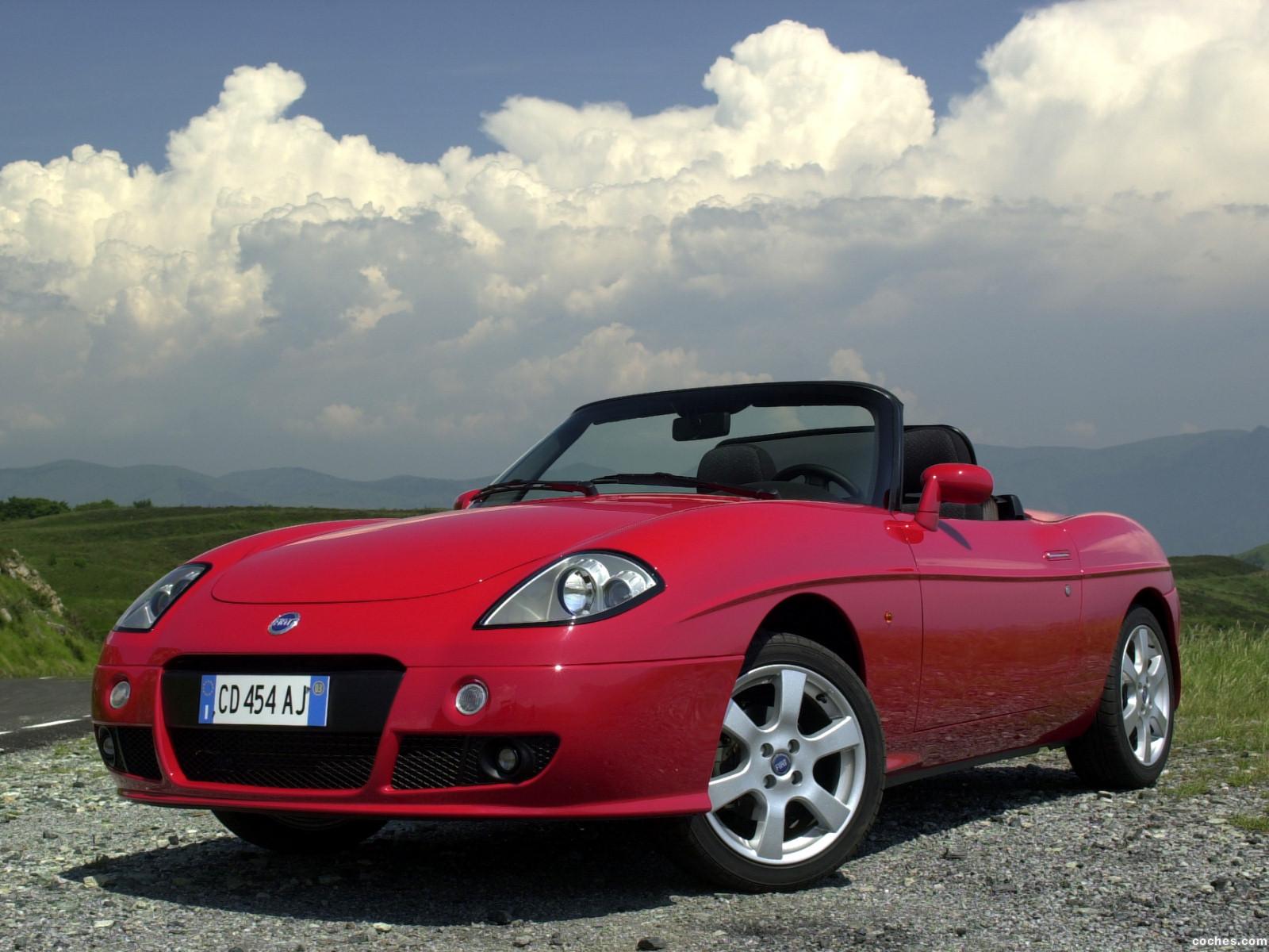Foto 0 de Fiat Barchetta 2004