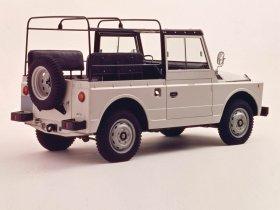 Ver foto 2 de Fiat Campagnola 1974