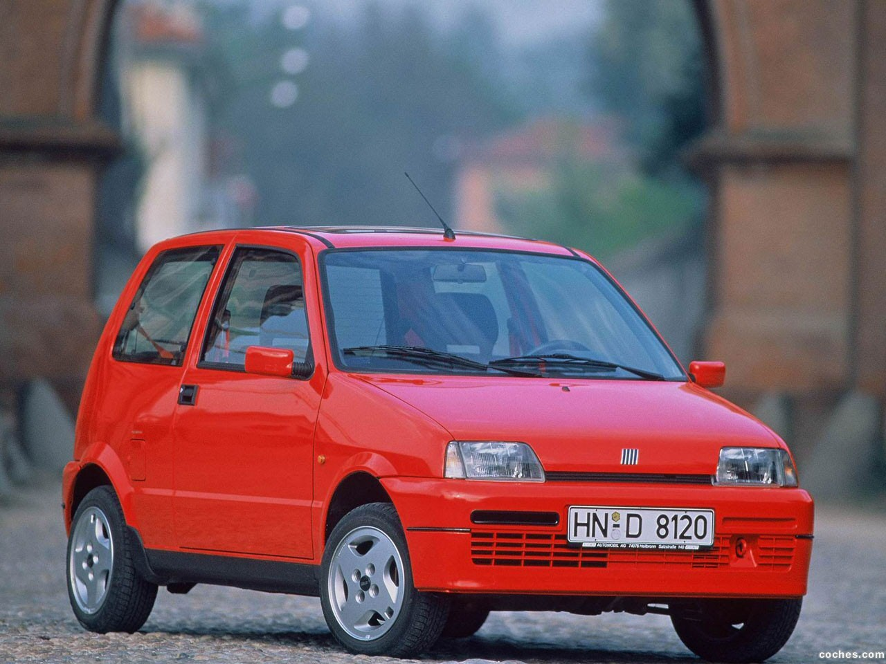 Foto 0 de Fiat Cinquecento 1994