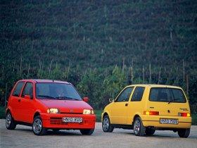 Ver foto 2 de Fiat Cinquecento 1994