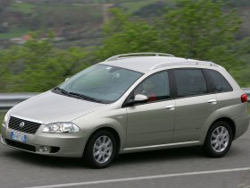 Ver foto 8 de Fiat Croma 2005