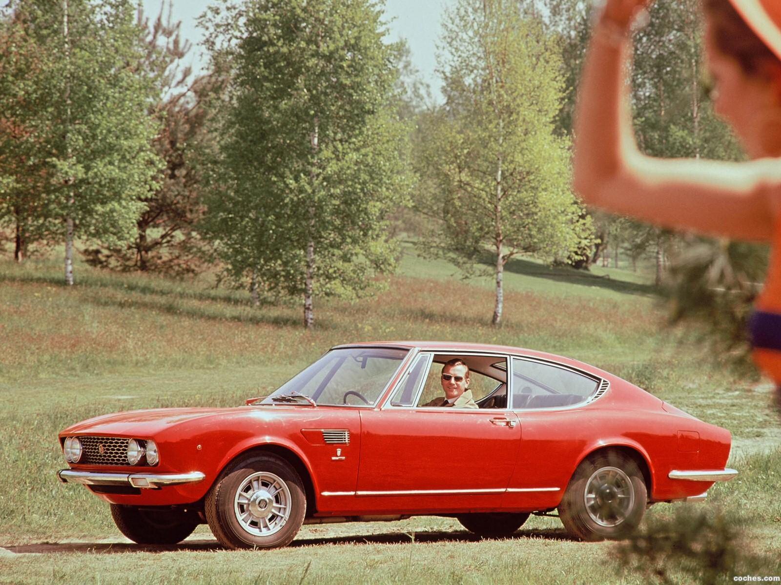 Foto 0 de Fiat Dino 1967