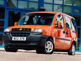 Ver foto 3 de Fiat Doblo 2001