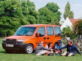 Ver foto 1 de Fiat Doblo 2001