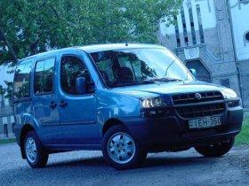 Ver foto 5 de Fiat Doblo 2001
