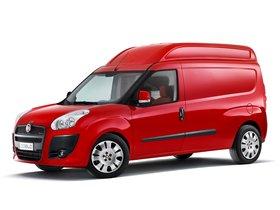 Ver foto 8 de Fiat Doblo Cargo Maxi XL 2012