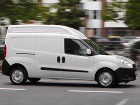 Ver foto 4 de Fiat Doblo Cargo Maxi XL 2012