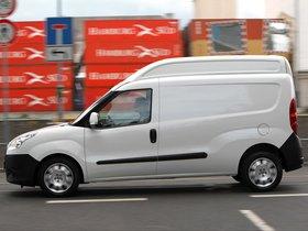 Ver foto 3 de Fiat Doblo Cargo Maxi XL 2012