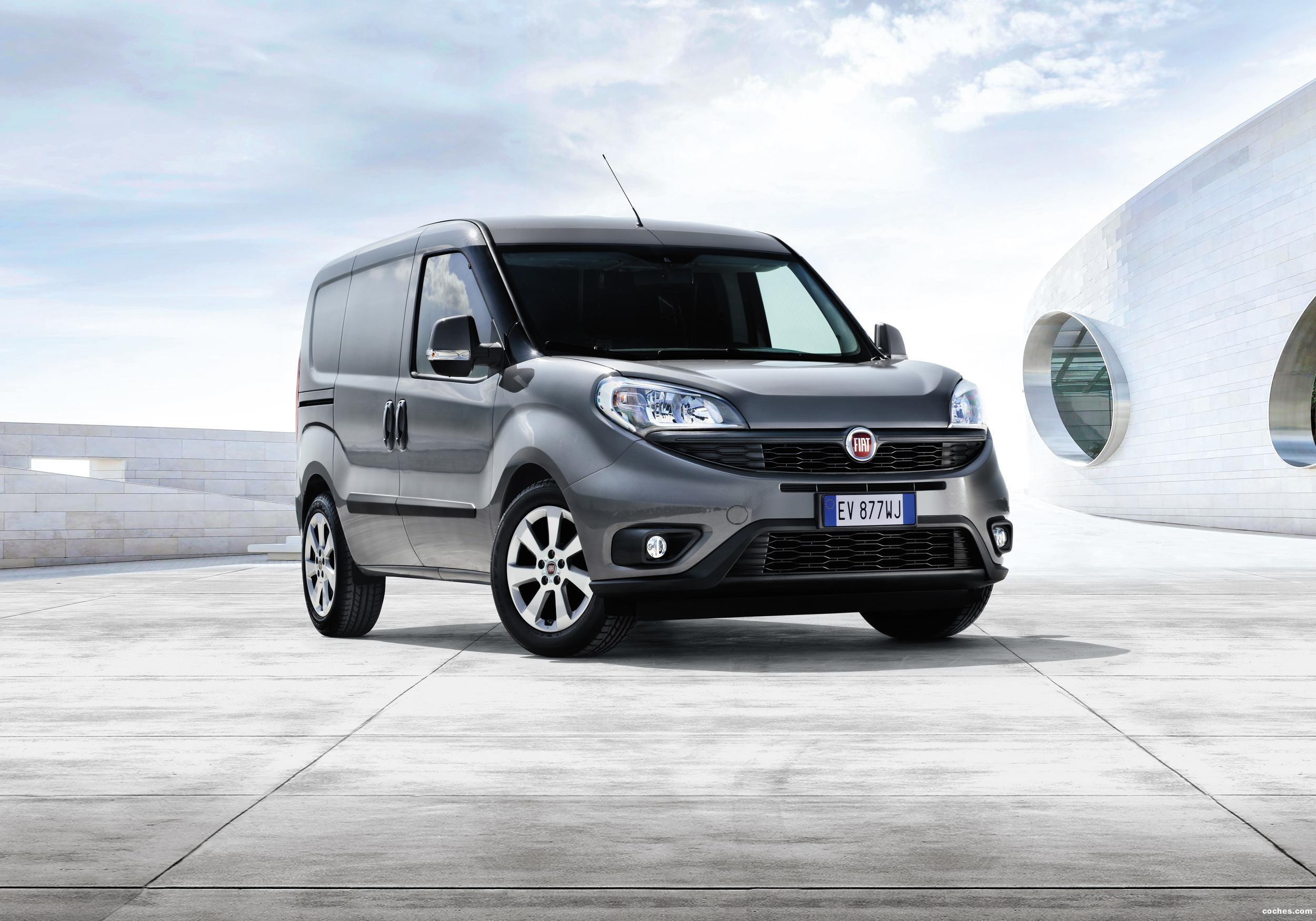 Foto 0 de Fiat Doblo furgón 2015