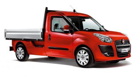 Fiat Dobló Chasis Plancher 1.3mjt Base E5+