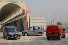 Ver foto 4 de Fiat Doblo Furgon 2010
