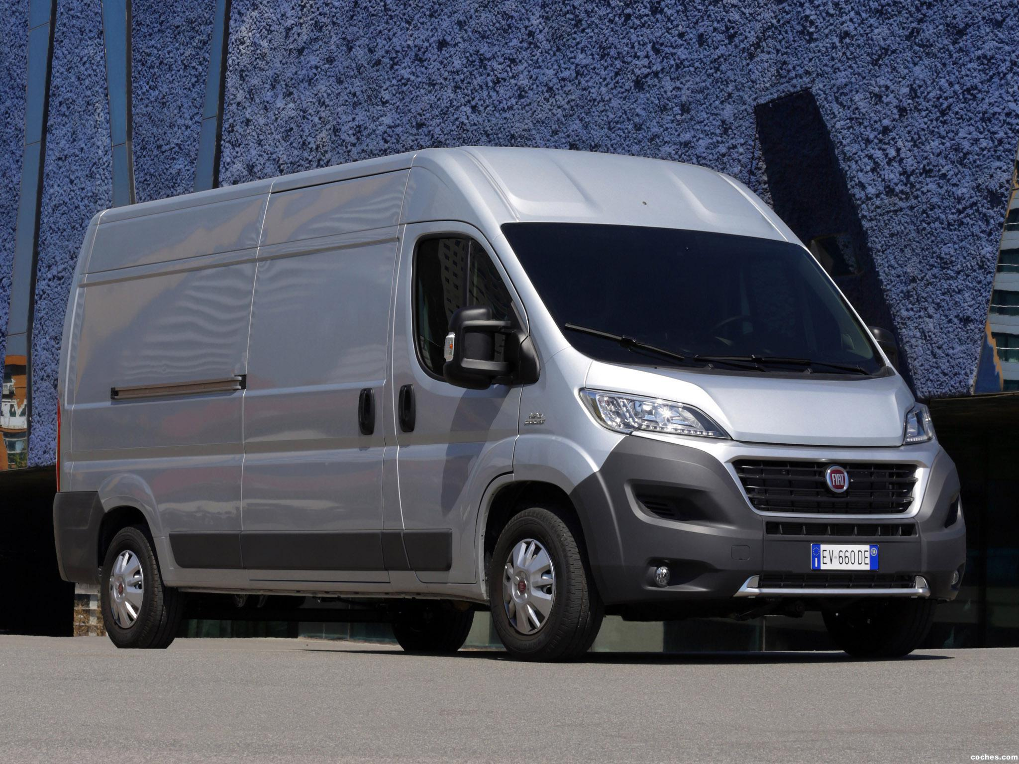 fotos de fiat ducato furg n l3h2 2014 foto 16. Black Bedroom Furniture Sets. Home Design Ideas