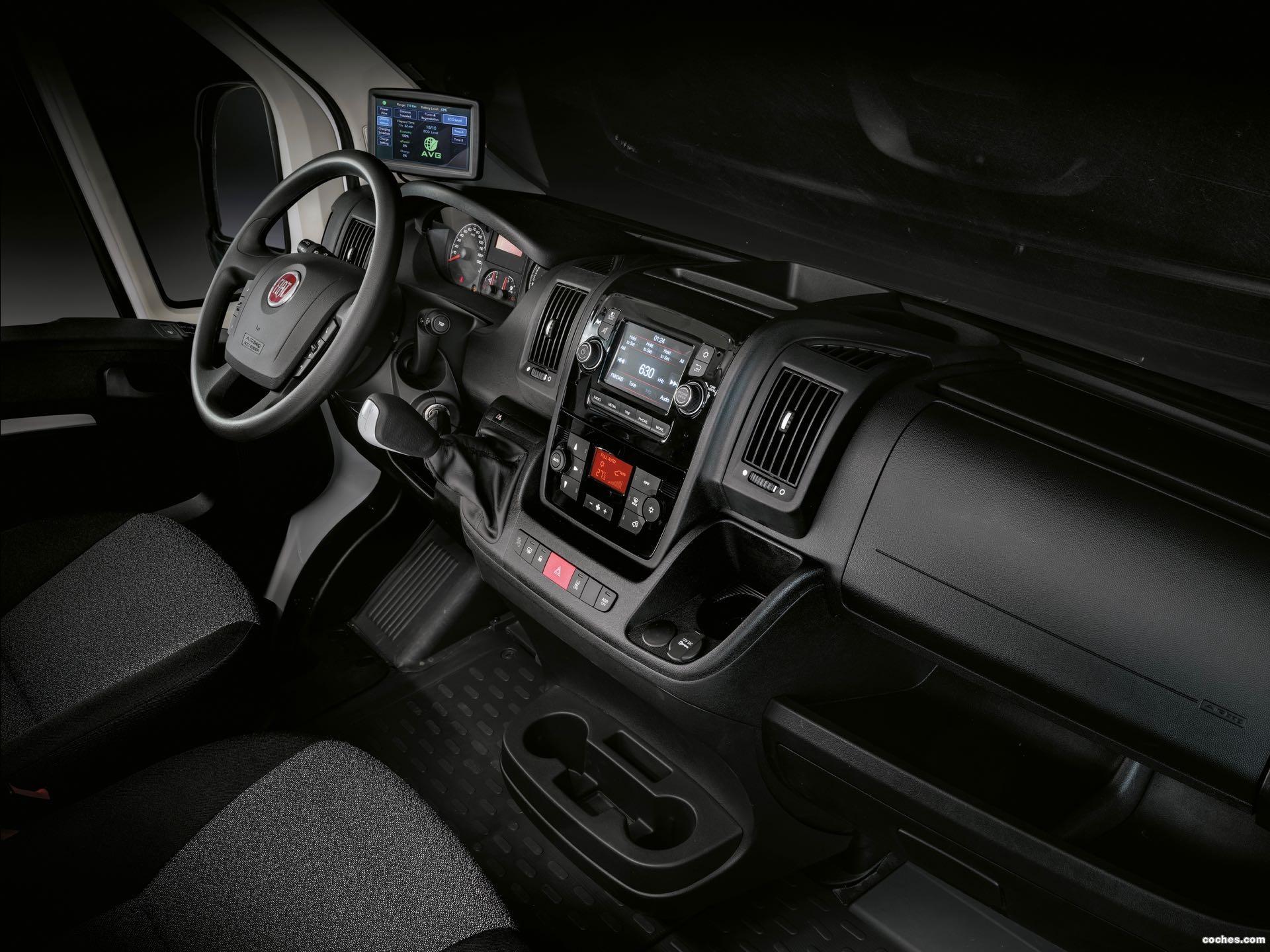 Foto 0 de Fiat E-Ducato Chasis Cabina 2020