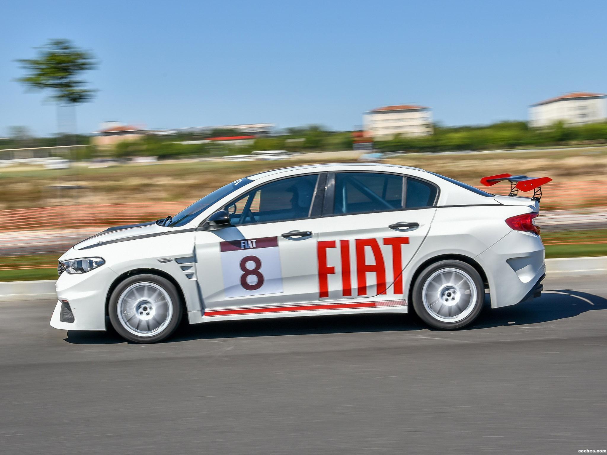 Foto 1 de Fiat Egea Race Car 2017