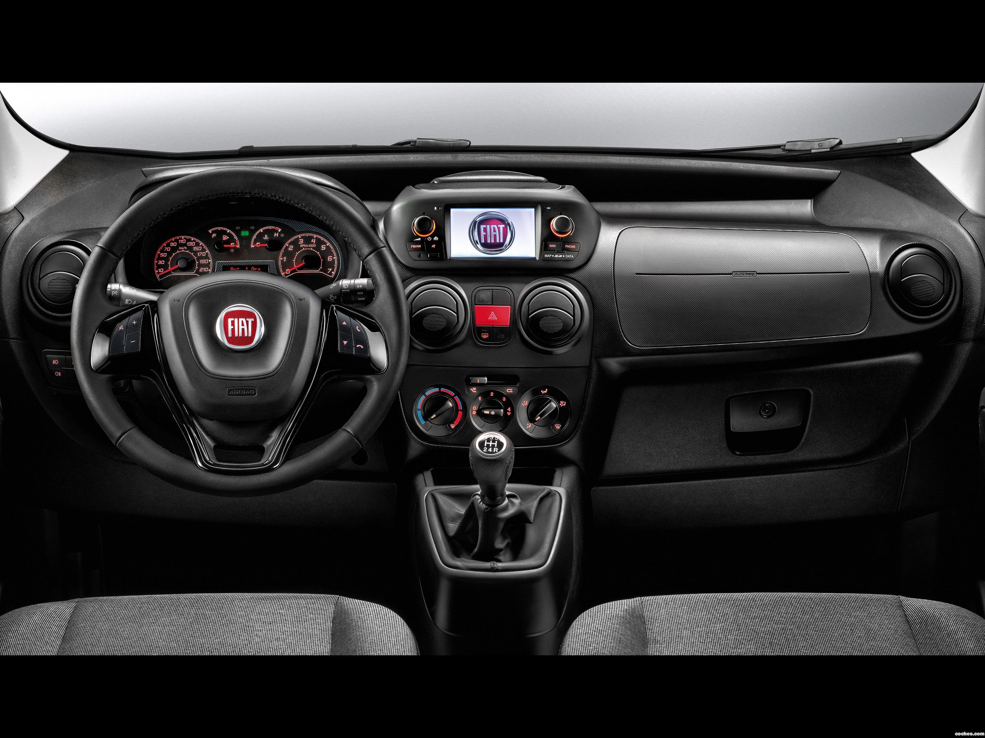 Foto 5 de Fiat Fiorino Comercial 2016
