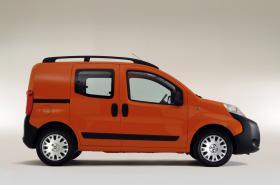Ver foto 7 de Fiat Fiorino Comercial Combi 2008