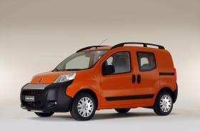 Ver foto 8 de Fiat Fiorino Comercial Combi 2008