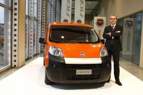 Ver foto 2 de Fiat Fiorino Comercial Combi 2008