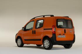 Ver foto 3 de Fiat Fiorino Comercial Combi 2008