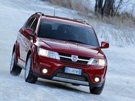Ver foto 10 de Fiat Freemont AWD 2011