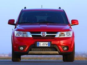 Ver foto 28 de Fiat Freemont AWD 2011