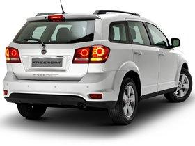 Ver foto 21 de Fiat Freemont Brasil 2011