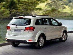 Ver foto 16 de Fiat Freemont Brasil 2011