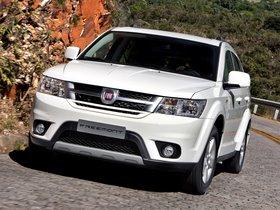 Ver foto 9 de Fiat Freemont Brasil 2011