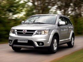 Ver foto 4 de Fiat Freemont Brasil 2011