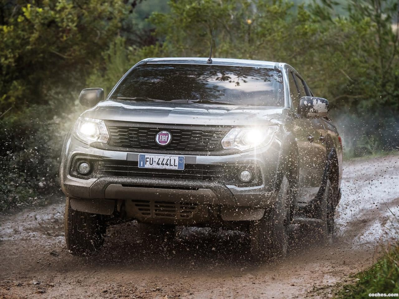 Foto 0 de Fiat Fullback Cross 2017