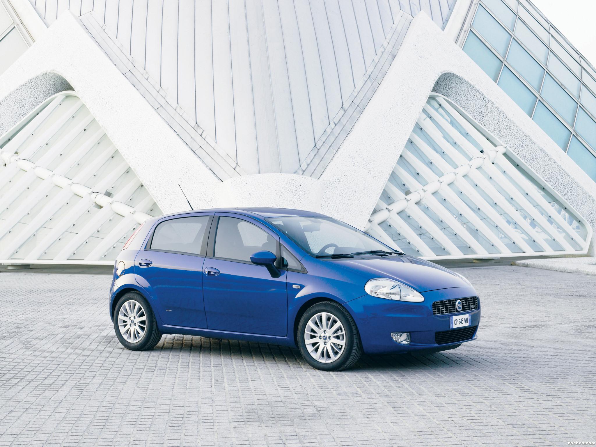 Foto 0 de Fiat Grande Punto 2005