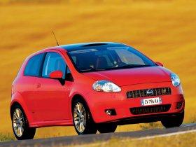 Ver foto 13 de Fiat Grande Punto 2005