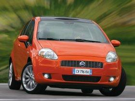 Ver foto 10 de Fiat Grande Punto 2005