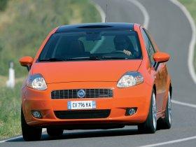 Ver foto 8 de Fiat Grande Punto 2005