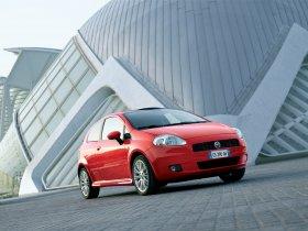 Ver foto 17 de Fiat Grande Punto 2005