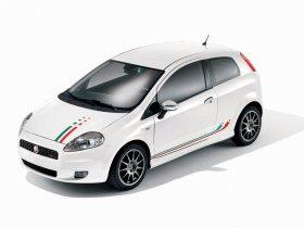 Ver foto 4 de Fiat Grande Punto Facelift 2008