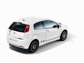 Ver foto 3 de Fiat Grande Punto Facelift 2008