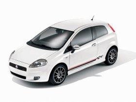 Ver foto 2 de Fiat Grande Punto Facelift 2008