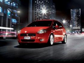 Ver foto 14 de Fiat Grande Punto Facelift 2008