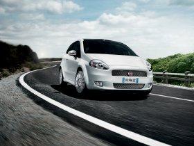 Ver foto 12 de Fiat Grande Punto Facelift 2008