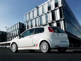 Ver foto 10 de Fiat Grande Punto Facelift 2008