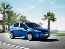 Ver foto 8 de Fiat Grande Punto Facelift 2008