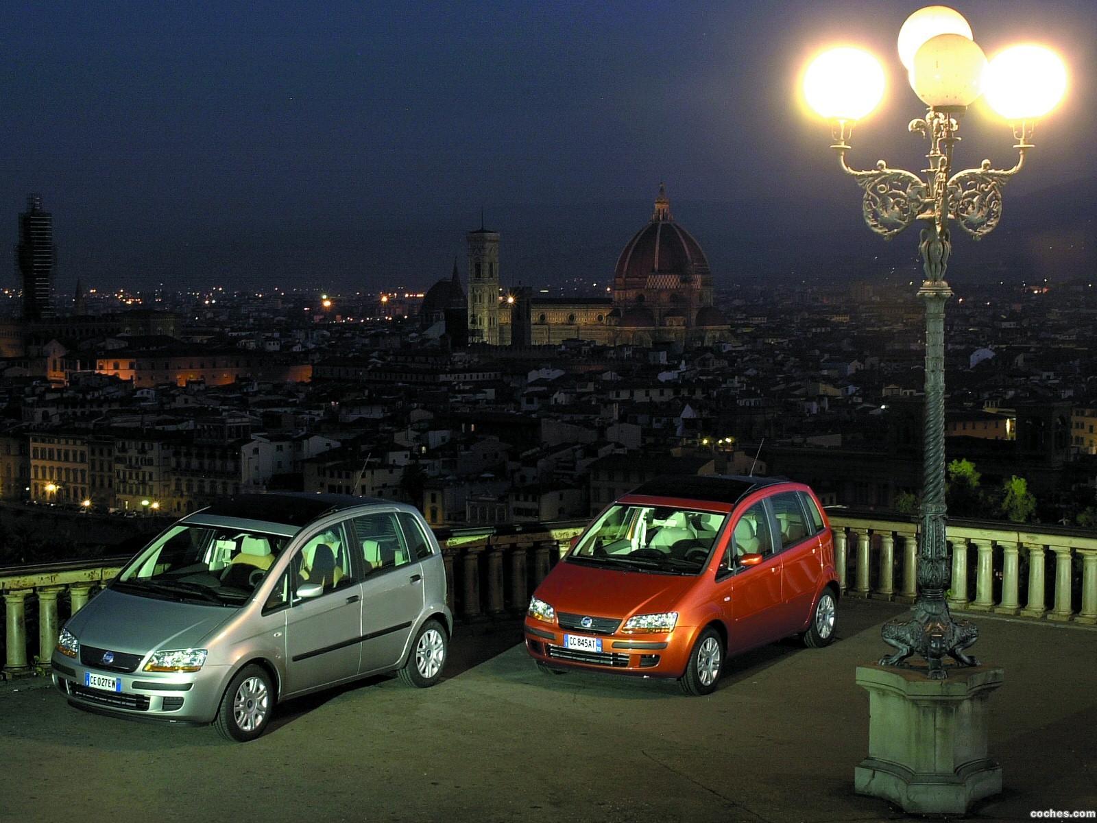 Foto 33 de Fiat Idea 2003
