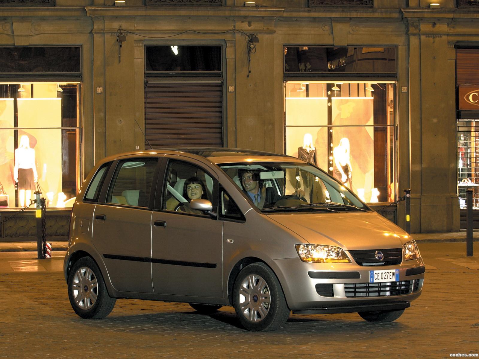 Foto 24 de Fiat Idea 2003
